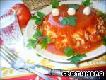 Рыбный холодец в томатном желе «Для разгону!» ингредиенты