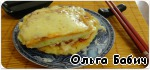 """""""Окономи-яки""""-японская пицца ингредиенты"""