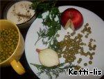 Зеленый горошек по-праздничному ингредиенты