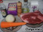 Мясо с фунчозой ингредиенты