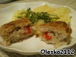 Рыбные котлеты с креветочной начинкой ингредиенты