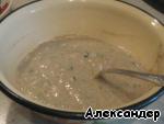 Фасолевый суп с грибными клецками ингредиенты