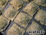 Домашние Форнетти - слоеные мини-пирожки с курицей и грибами Курица