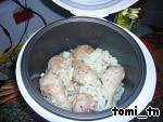 Куриные голени в сметане ингредиенты