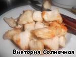 Курица с ананасами ингредиенты