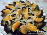 Свекольно-мандариновый салат Свекла
