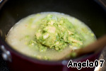 Суп-пюре из авокадо ингредиенты