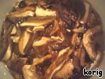 Суп с белыми грибами ингредиенты