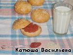 Творожные булочки к завтраку ингредиенты