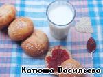 фото Творожные булочки к завтраку