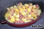 Картофельная запеканка по-швейцарски ингредиенты