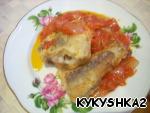 Рыбка в томате ингредиенты