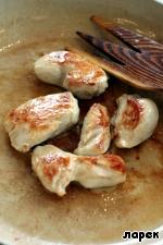 Обед для ковбоя. Салат из дикого риса с курицей ингредиенты