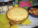 Суфле из лосося Перец молотый