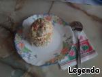 Салат куриный с крабовыми палочками ингредиенты