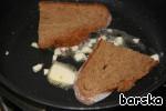 Запеканка из хлеба и фарша под сметанной заливкой ингредиенты