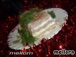 Мясная запеканка с сыром и яйцом Булка