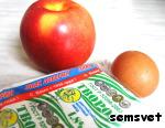 Творожно-яблочное суфле ингредиенты
