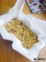Granola bars Орехи