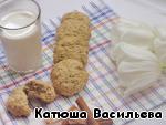 Исчезающее овсяное печенье ингредиенты