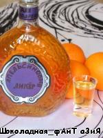 Ликер апельсиновый ингредиенты