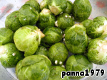 Запеченная брюссельская капуста ингредиенты