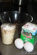 Кефирный пирог за 5 минут ингредиенты