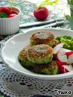 Постные шарики из брокколи и картофеля ингредиенты