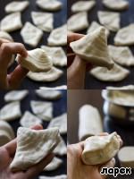 Неаполитанская кудрявая слойка ингредиенты