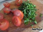 Салат из чечевицы с соленым огурцом ингредиенты