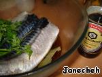 Копченая рыба и копченая куриная грудка ингредиенты