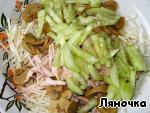 Салат из курицы и сельдерея ингредиенты