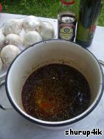 Дачный шашлык из форели с восточным акцентом ингредиенты