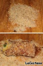 """Курочка """"Два сыра"""" ингредиенты"""