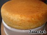 Бисквит на горячем молоке ингредиенты