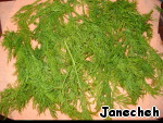 Сушка зелени в микроволновке
