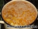 "Sopa de pedra - ""Суп из камней"" Лук репчатый"