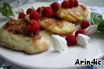 Заварные молочные оладьи без яиц ингредиенты