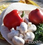 """Кесадилья """"Для пикника"""" ингредиенты"""