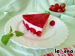 Творожный торт с клубникой ингредиенты