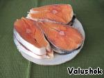 Красная рыба под сырным соусом ингредиенты
