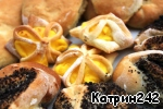 Скороспелые булочки Мед