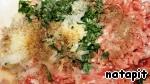 Ленивые пельмени в овощном соусе ингредиенты