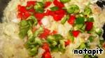 фото Ленивые пельмени в овощном соусе