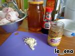 Курица с яблоками в медово-горчичном соусе ингредиенты