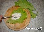 фото Диетическая закуска с творогом