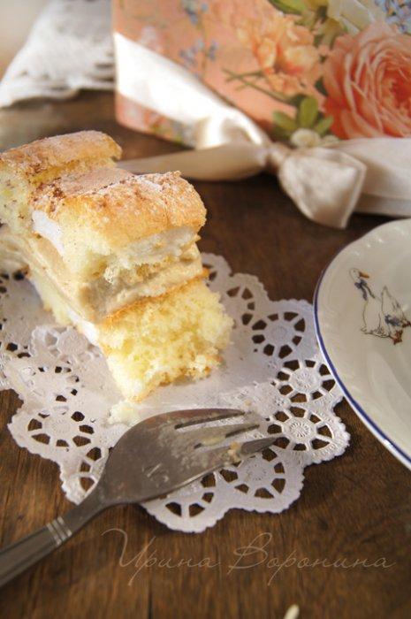 десерт кардинал рецепт