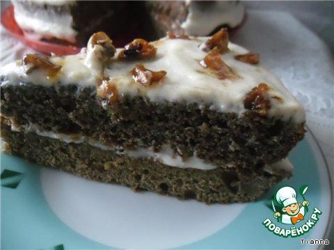 Торт вацлавский рецепт с фото пошагово