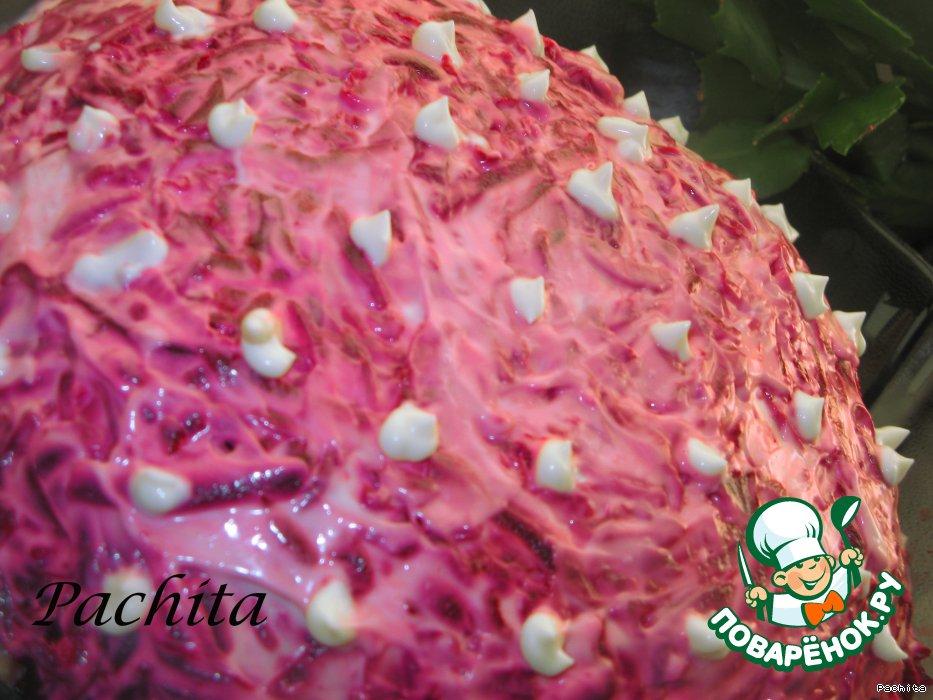 Праздничные салаты дракоша рецепты с фото