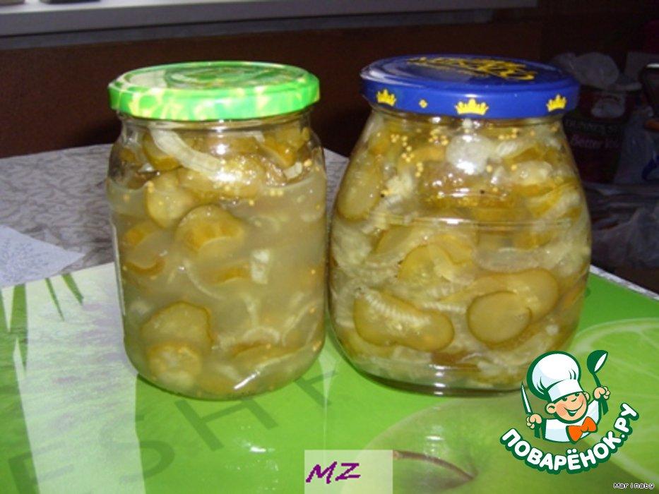 Рецепты огурцов на зиму пошагово с фото